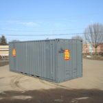 20 foot refurbished shipping containers
