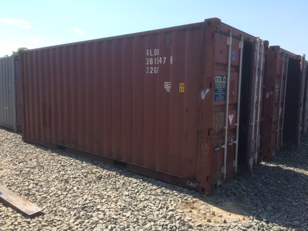 Buy Storage Containers Trailers For Sale Aaron Supreme