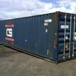 40 ft used storage containers for sale