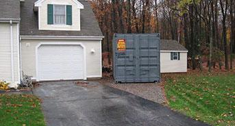 homeowner storage pods for sale and rent