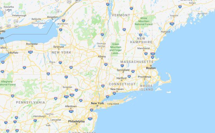 Aaron Supreme serves CT, RI, MA, NY